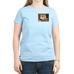 PUG PUPPIES Women's Light T-Shirt