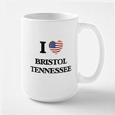 I love Bristol Tennessee Mugs