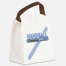 Handball Dad Canvas Lunch Bag
