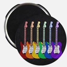 Rainbow Guitars Magnet