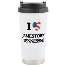 I love Jamestown Tennes Travel Mug