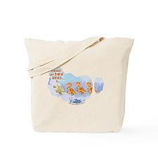 Sid Herd Tote Bag