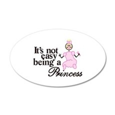 Being a Princess Wall Decal