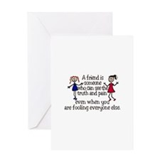 A Friend Is Greeting Cards