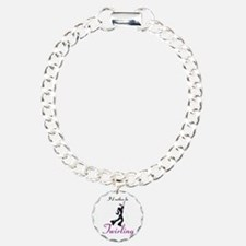 Rather Be Twirling Bracelet
