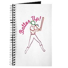 Batter Up Journal