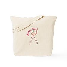 Batter Up Tote Bag