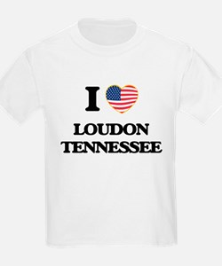 I love Loudon Tennessee T-Shirt