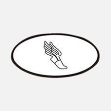 Track Logo Patch