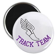 Track Team Magnets