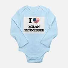 I love Milan Tennessee Body Suit
