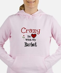 Barbet Women's Hooded Sweatshirt