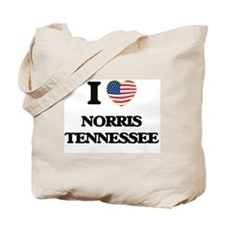 I love Norris Tennessee Tote Bag