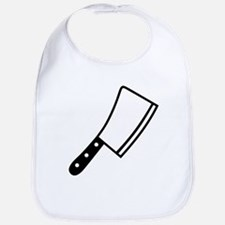 Butcher knife cleaver Bib