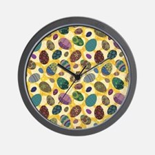 Easter Plans Wall Clock