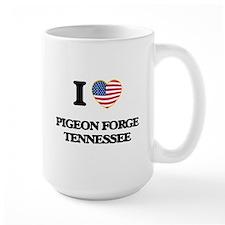 I love Pigeon Forge Tennessee Mugs