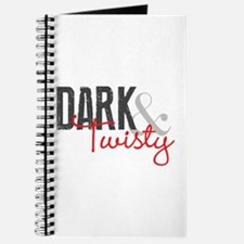 Grey's Anatomy: Dark and Twisty Journal