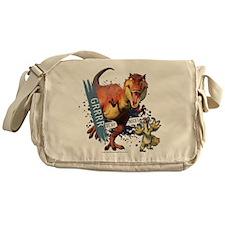 Sid Dinosaur Messenger Bag