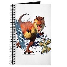 Sid Dinosaur Journal