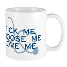 Grey's Anatomy: Pick Me Mug