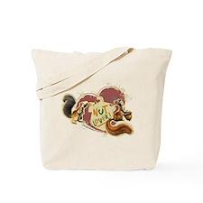 Scrat Nut Lover Tote Bag