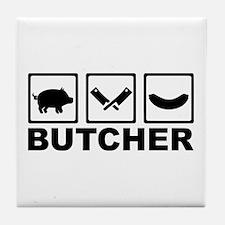Butcher Tile Coaster