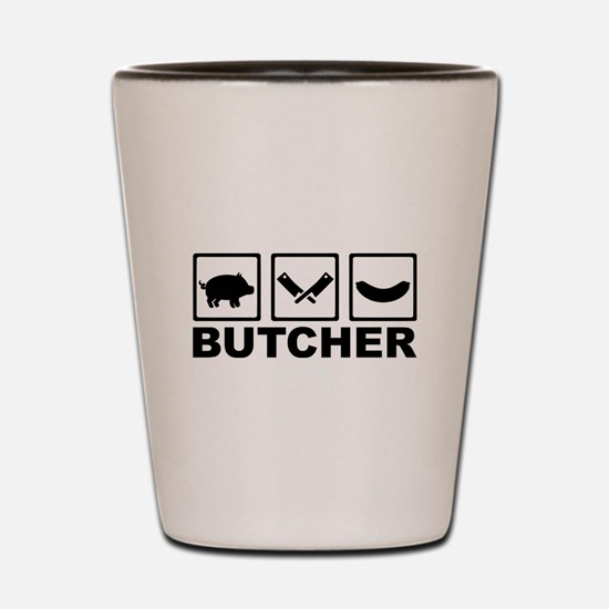 Butcher Shot Glass