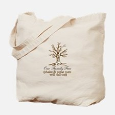 Our Family Tree Tote Bag