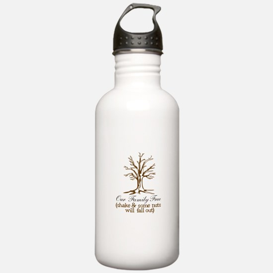 Our Family Tree Water Bottle
