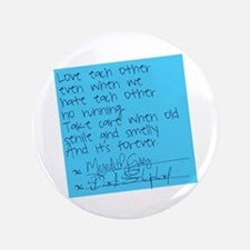 Grey's Anatomy: Sticky Note Button