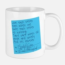 Grey's Anatomy: Sticky Note Mug