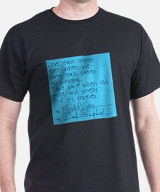 Grey's Anatomy: Sticky Note T-Shirt