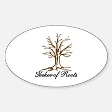 Seeker of Roots Bumper Stickers