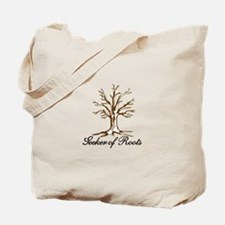 Seeker of Roots Tote Bag