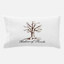 Seeker of Roots Pillow Case