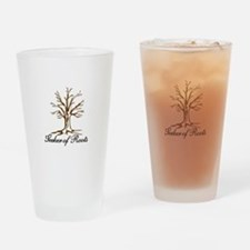 Seeker of Roots Drinking Glass
