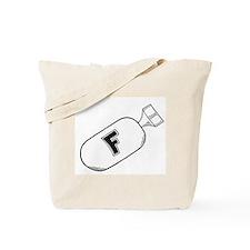 F-Bomb version 1 Tote Bag