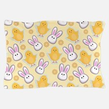 Bunny Business Pillow Case