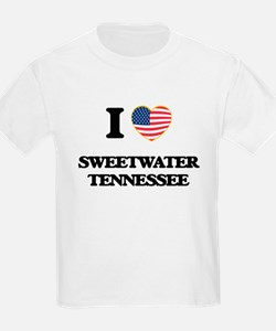 I love Sweetwater Tennessee T-Shirt