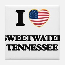 I love Sweetwater Tennessee Tile Coaster