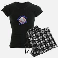 Theres No Crying In Softball Pajamas