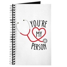 "Grey's Anatomy"" You're My Person Journal"