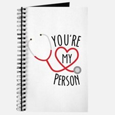 Greys Anatomy Youre My Person Journal