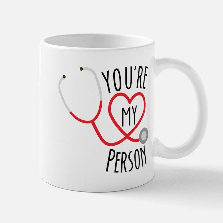 Greys Anatomy Youre My Person Mug