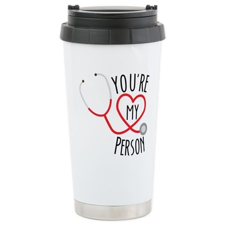 You're My Person Travel Mug