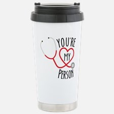 Greys Anatomy Youre My Travel Mug