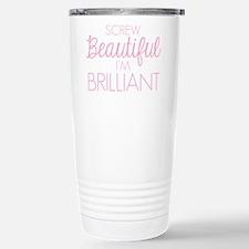 Grey's Anatomy: Screw B Travel Mug