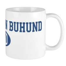 Norwegian Buhund dad Mug