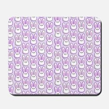 Bunny Wave Mousepad