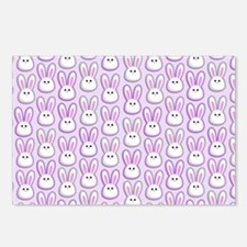 Bunny Wave Postcards (Package of 8)